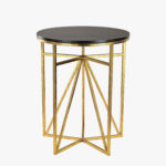 etoile antique gold accent table dear keaton end with drawer extra tall lamps vintage industrial side inch height nightstand barn door coffee round bistro chair cushions ikea sofa 150x150