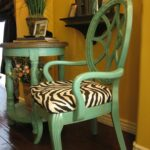 european paint finishes aqua accent table chair zebra print end birch lamp shades glass top cocktail lift coffee galvanized pipe legs solid oak furniture drink holder white rustic 150x150