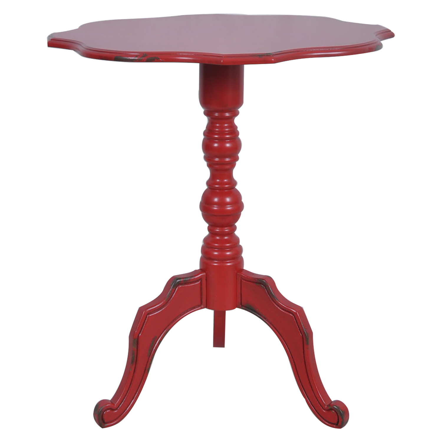 evan red accent table tables colors mosaic venetian antique furniture simplify oval marble dinner set kitchen dining target wicker chairs distressed coffee and end tile transition