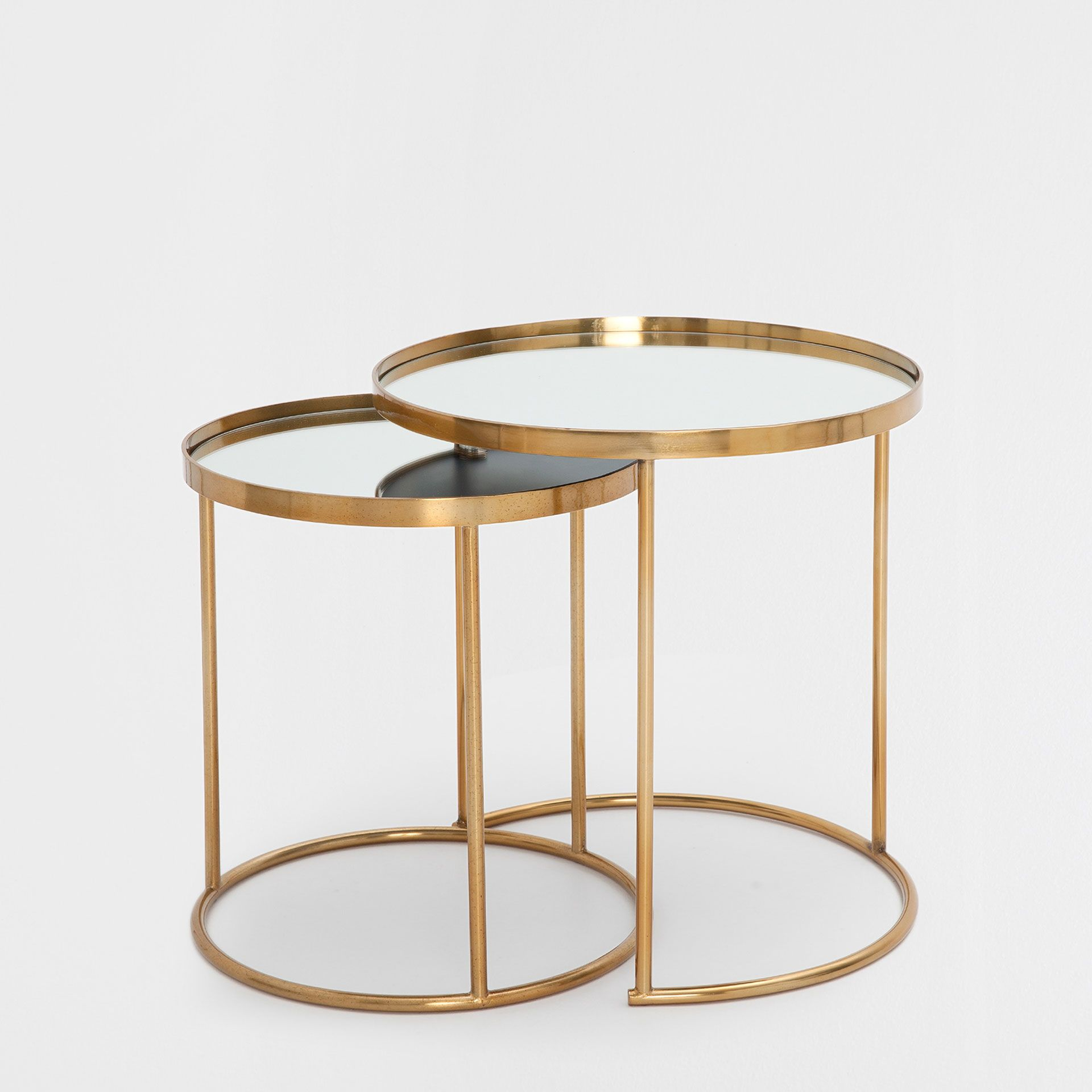 excellent things zara home right now want antique gold faceted accent table with glass top great pieces stylecaster side cloth green bedside lamps oak plant stand slim furniture