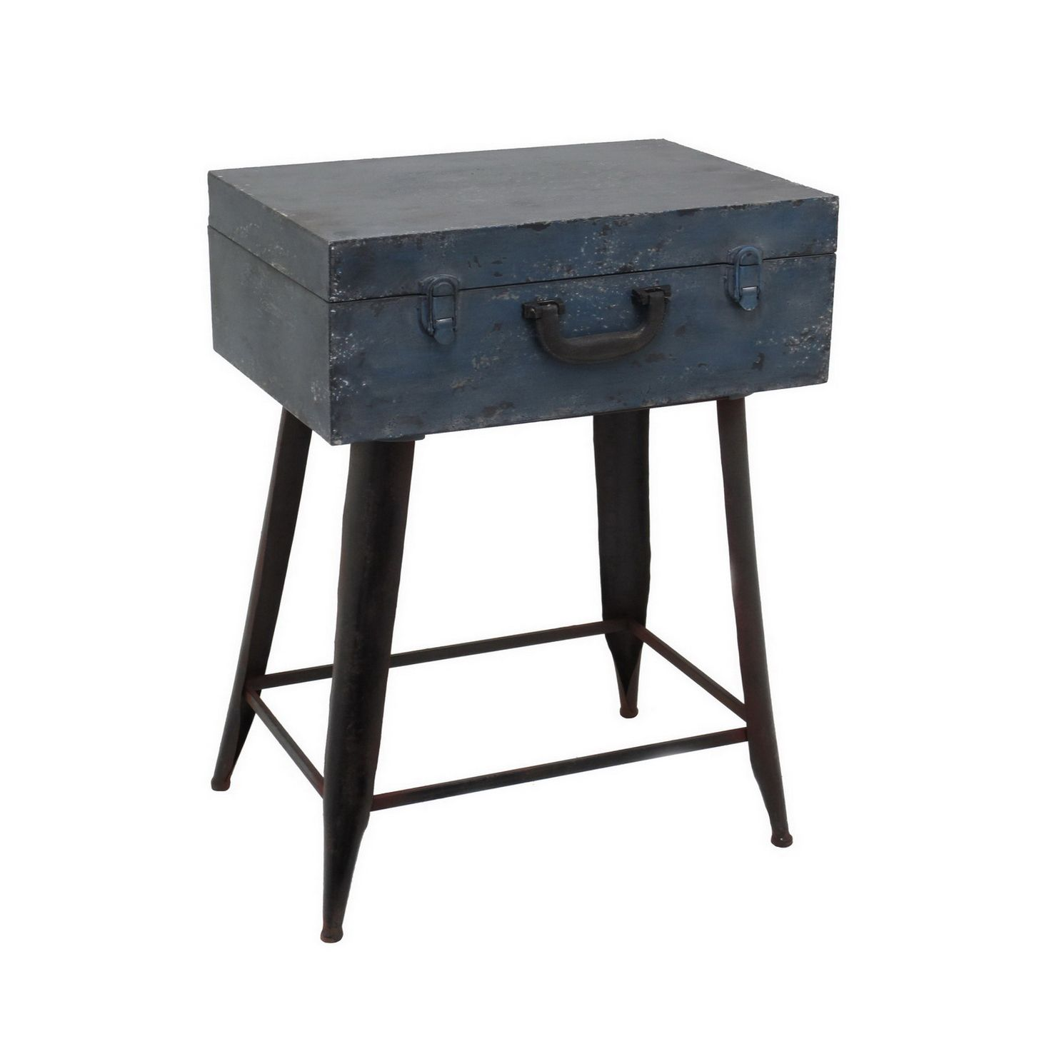 excursion accent table dotandbo country living decor tall piece outdoor dining set hall chests and cabinets drum chair west elm mid century rug target drawer dale lighting lamps