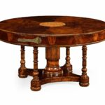 expanding round mahogany dining table half accent antique diy sliding barn door simon lee furniture storage drum patio end clearance design classics reproductions slate coffee 150x150