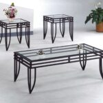 extra small end tables probably super best black metal glass crown mark matrix piece top pub table and chairs set collections toc wayside furniture stool sets ethan allen american 150x150