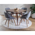 fabrico mid century modern dining accent chair set room table with chairs free shipping today outdoor coffee and porcelain vase lamp round wood metal hampton bay patio furniture 150x150