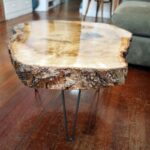 fabulous raw wood coffee table with nice trend using decor natural log accent bedroom design target white lamp edington patio furniture home goods website modern occasional tables 150x150
