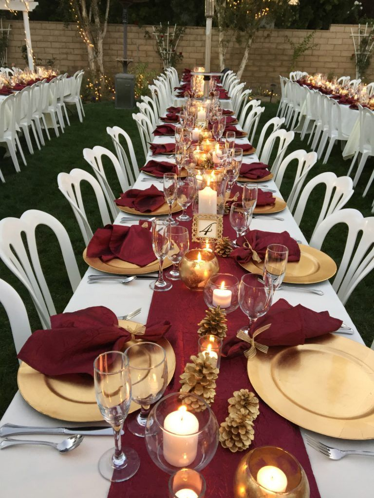 fall colors burgundy napkins table runners wedding ideas accent your focus runner furniture sectional hammered drum coffee corner console patio seating sets clearance large lamps