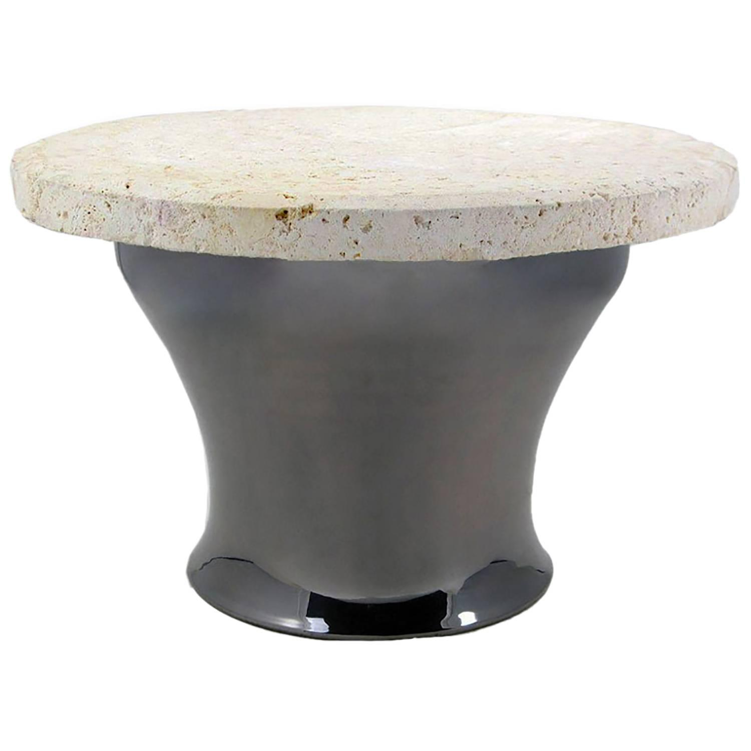 fantastic cast bronze rain drum table xxx master tibetan accent contemporary glass end tables office side kitchen dining sets outdoor lamps ashley chairside metal target sofa
