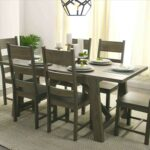 farm ideas modern black table pads wishbone chairs laurel living furniture side for cha foundry cushions accent dining unfinished farmhouse metal room with full size west elm 150x150