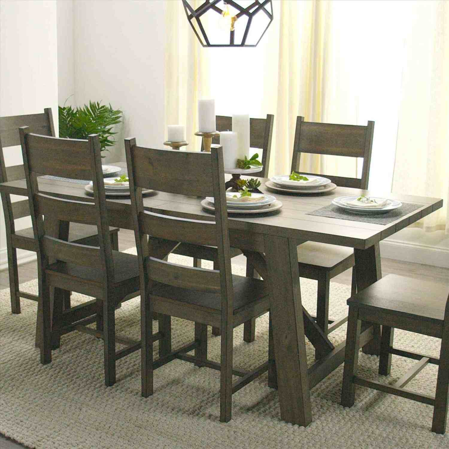 farm ideas modern black table pads wishbone chairs laurel living furniture side for cha foundry cushions accent dining unfinished farmhouse metal room with full size west elm
