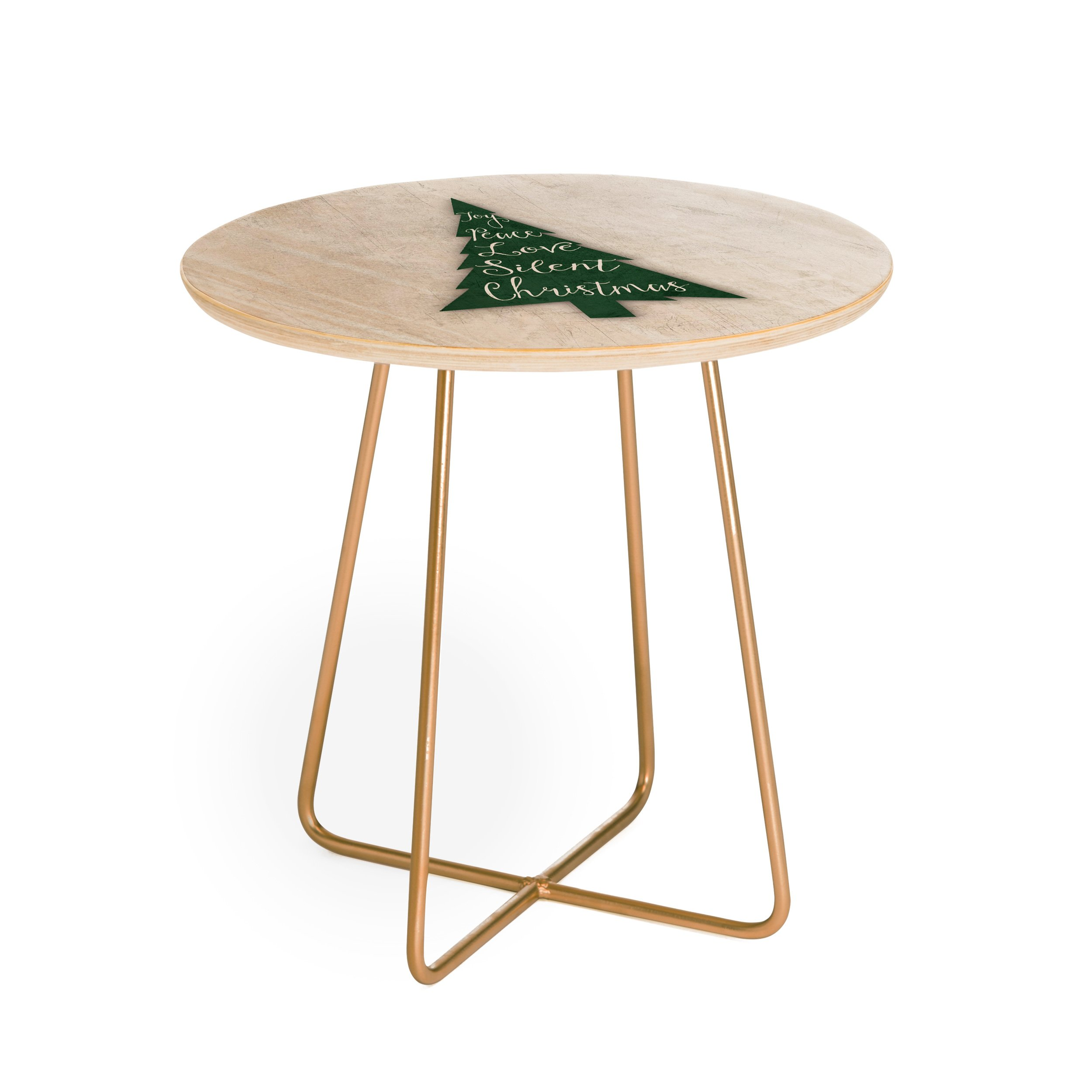 farmhouse christmas tree green round side table monika strigel white background square aston gold outdoor small stackable tables metal and glass end wine bar furniture wooden