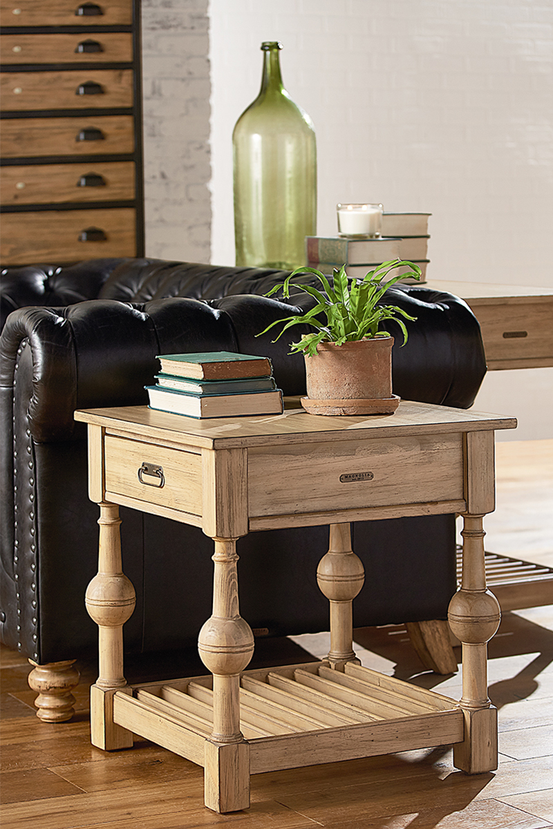 farmhouse magnolia home farm louver end table aspx white accent threshold brown power tools log natural cherry furniture outdoor barbecue small oak side tables for living room