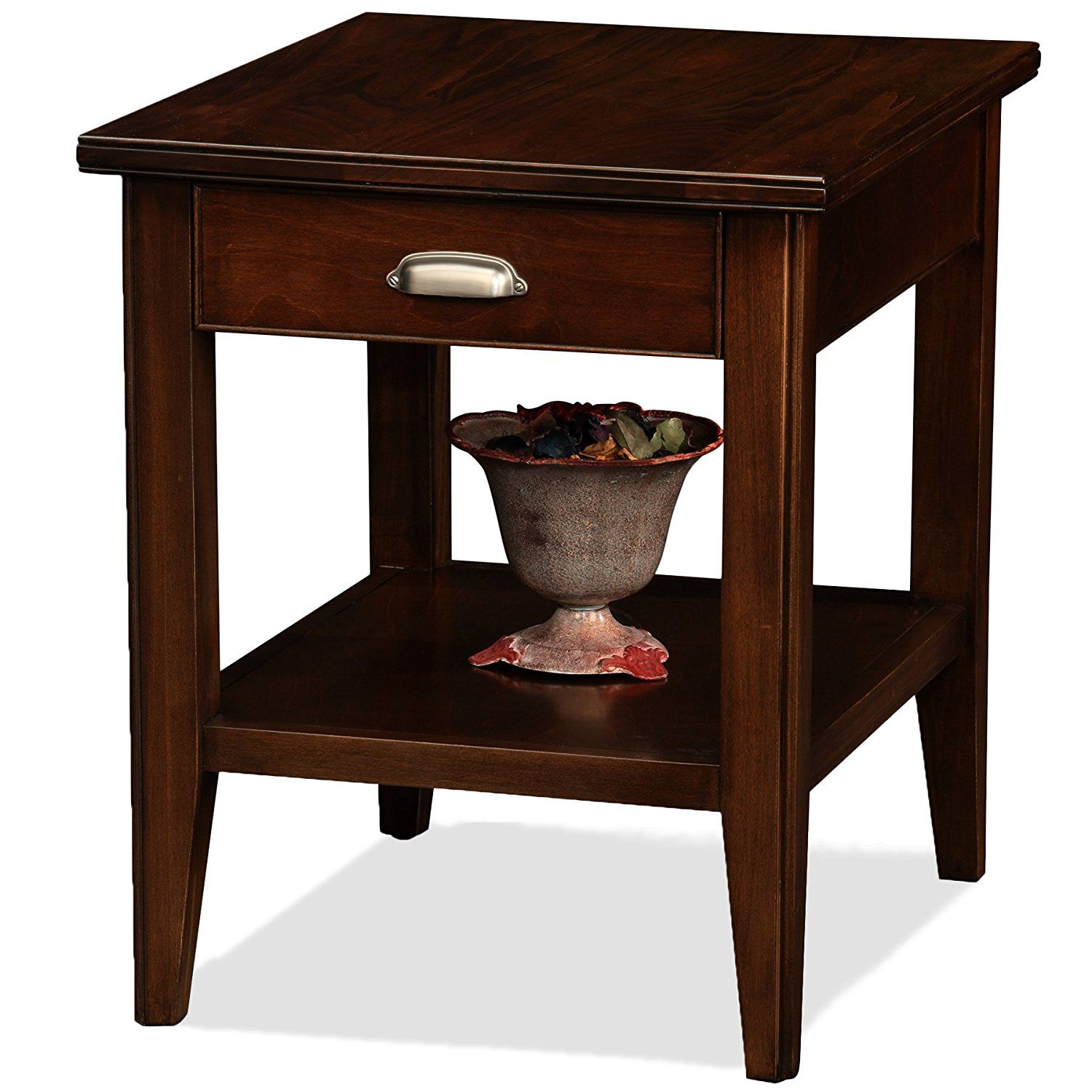 farmhouse table the super real mainstays nightstand end dark brown set inch wide tall nightstands home phone stand for desk recliner chair mercury row comforter tables houston