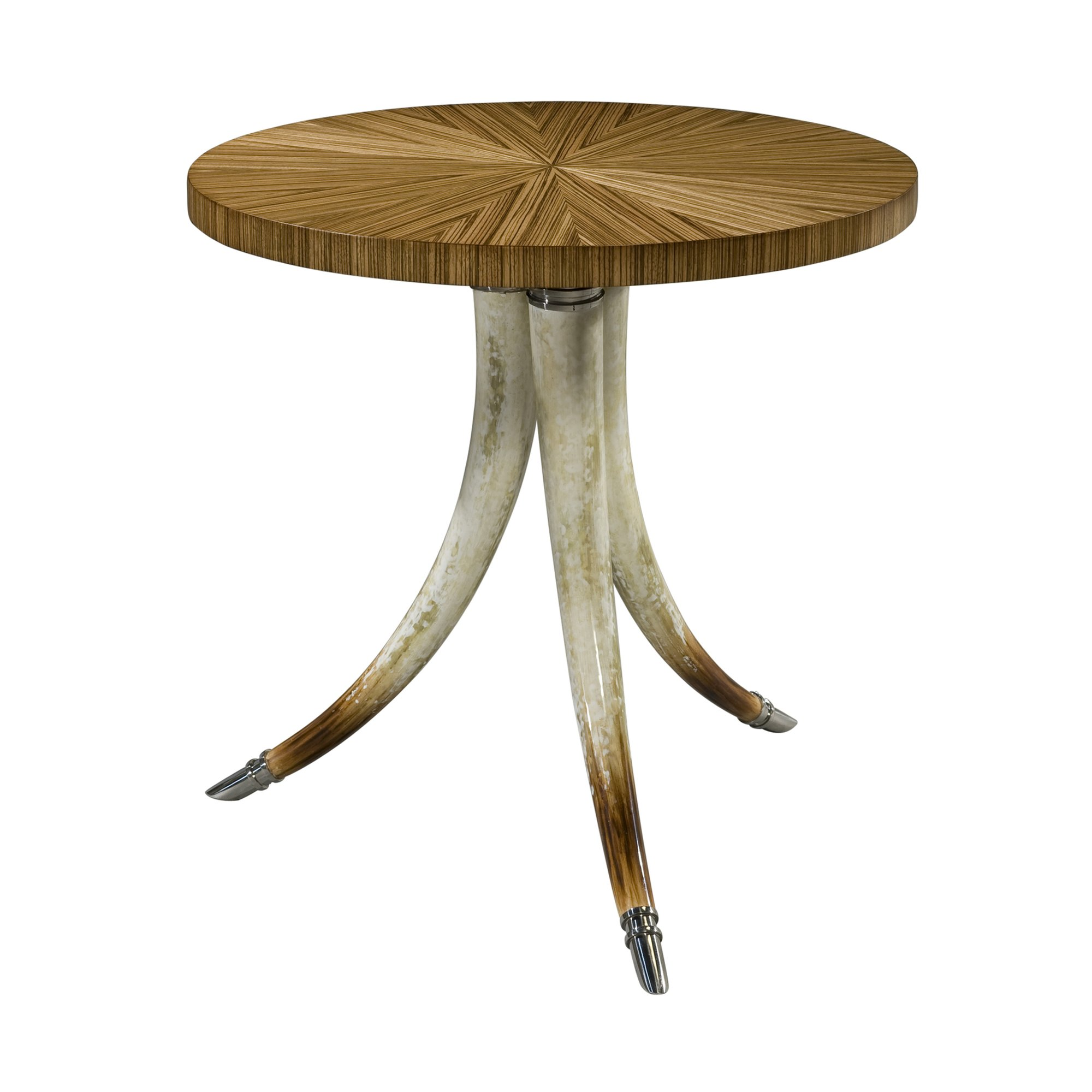 faux horn accent table main wood shelf brown metal coffee front door entry tables modern outdoor unusual height tall oak side pottery barn dining end and lamps solid cherry behind