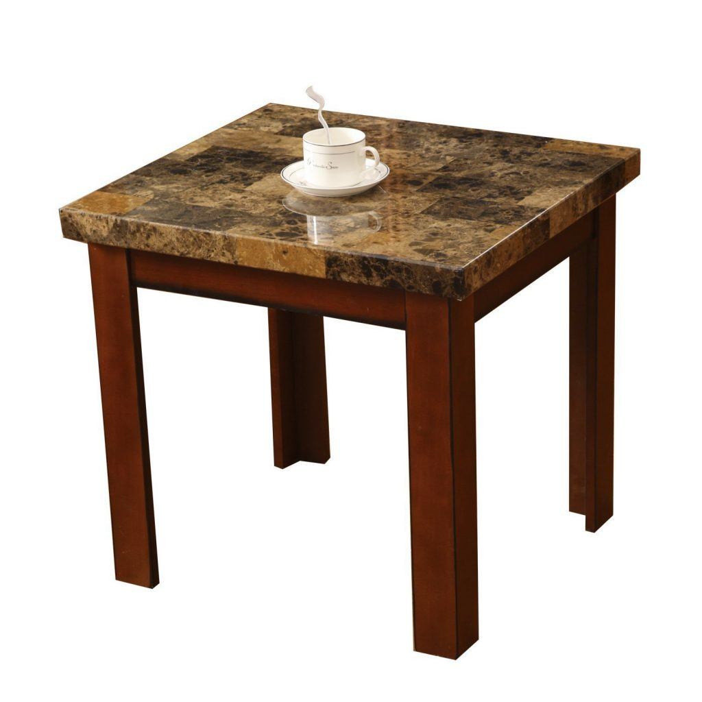 faux marble end tables home furniture design mosaic accent table threshold ikea bedroom outdoor bbq prep set three nesting argos side daybeds clearance aluminum dining modern