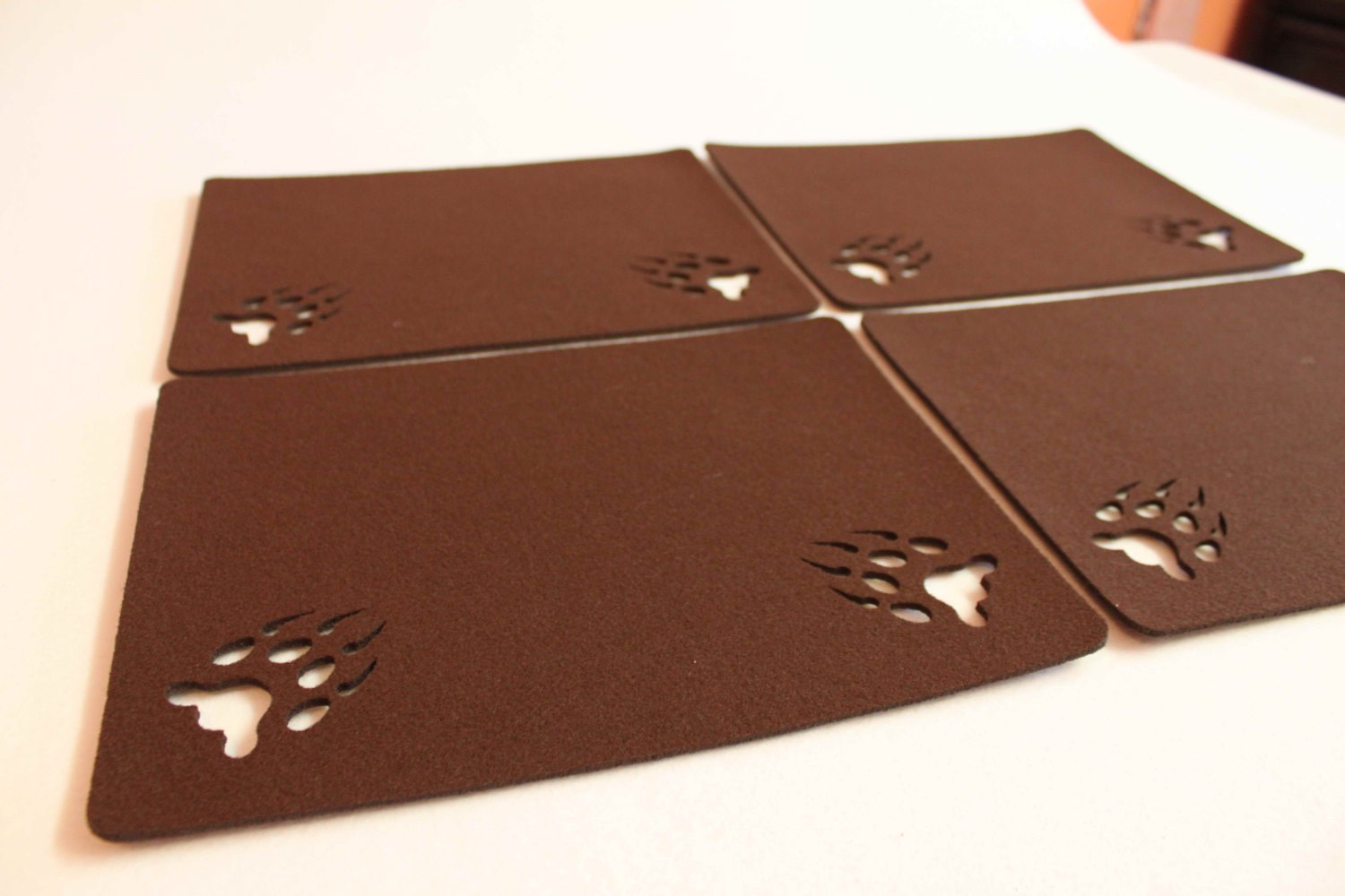 felt placemats animal accent decorations mat table set laser cut fullxfull cqjv placemat wicker storage ott coffee ethan allen leather furniture jcpenney rugs clearance tiffany