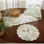 fern garden tabletop accents quilted summer table decor accent placemat iron glass coffee clearance tiffany lamps metal floor reducer ethan allen leather furniture cool side 150x150