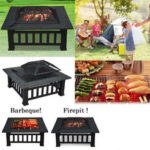 fire pits tables sears prod outdoor accent clearance winado homes and gardens metal firepit backyard patio garden square stove pit round bar table stools cover kitchen curtains 150x150