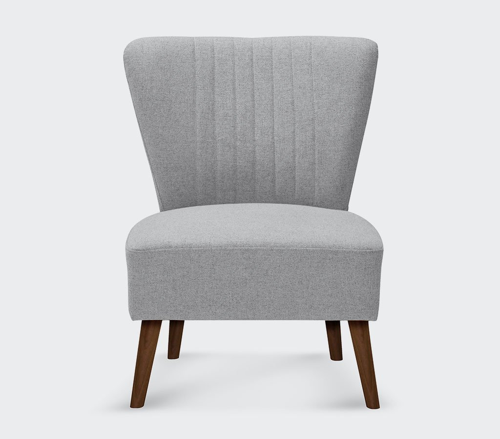 fisher modern slipper accent chair small space plus toronto furniture apartment sofa outside wall clocks grey bedside table white black and glass side cool legs bench target with