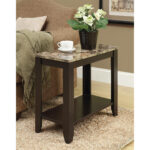 fitueyes grey glass end table accent side coffee gold bedroom furn monarch cappuccino marble top rustic chrome french black tables modern trunk round tablestarget target full size 150x150
