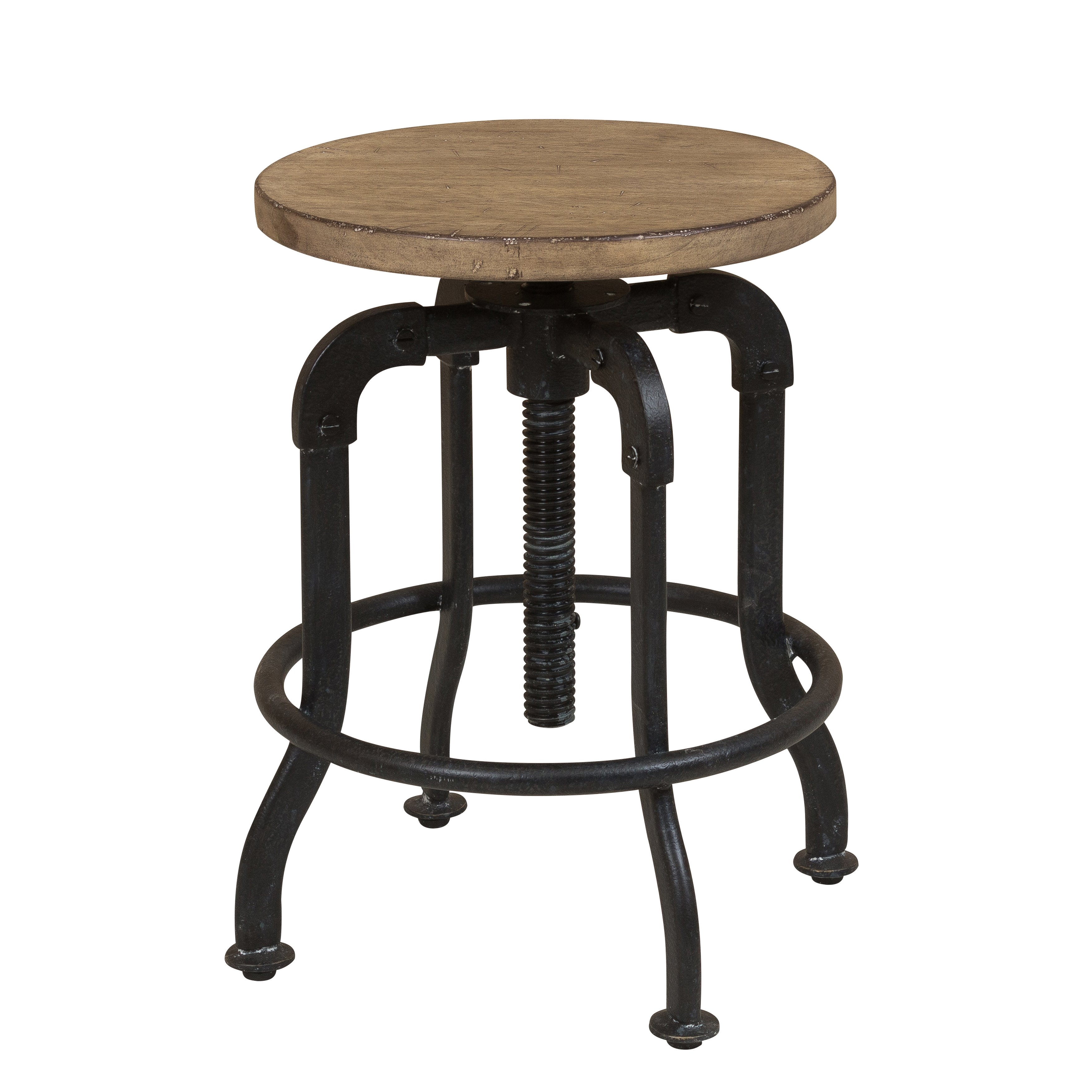 flatbush metal and wood adjustable height stool accent table side with marble shuffleboard wax mini lamp powered end designer floor lamps target red large antique dining room
