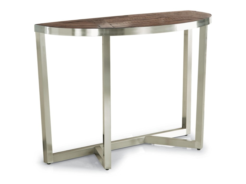 flexsteel wynwood collection axis contemporary sofa table products color threshold parquet accent axiscontemporary wood and mirror coffee telephone ikea marble top rectangle wine