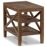 flexsteel wynwood collection hampton occasional group products color rustic accent table wood block coffee diy cocktail buffet ikea solid oak lamp oval lucite mesh garden target 150x150