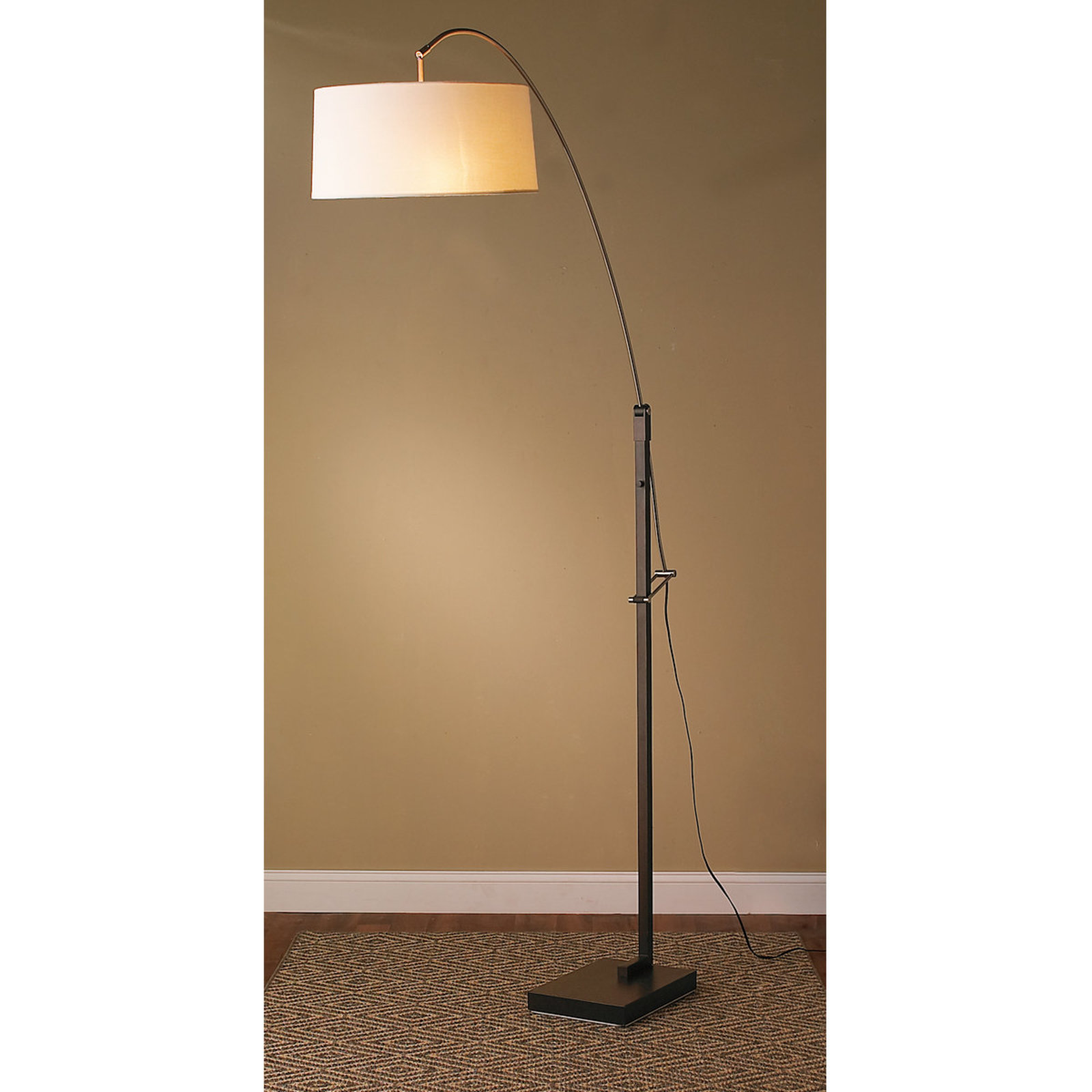 floor lamps modern contemporary designs shades light craftsman arc lamp frosted glass cylinder accent table suitcase side cordless bedside dining room wing chairs grey patterned