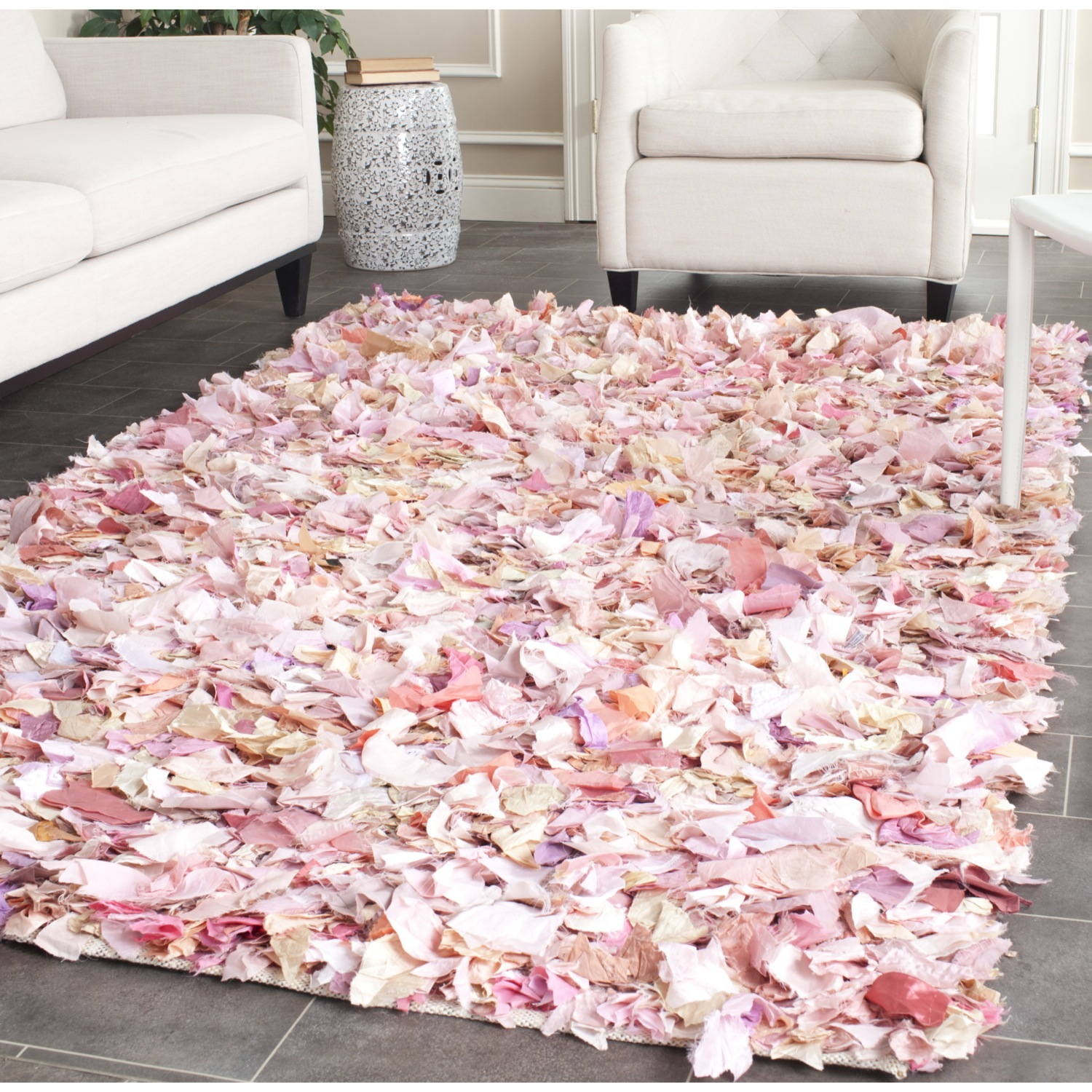 flooring rugs inspiring and lucite armchair also side enchanting with tile tufted sofa garden stool impressive complement any room your home modern ideas rug memory woven accent