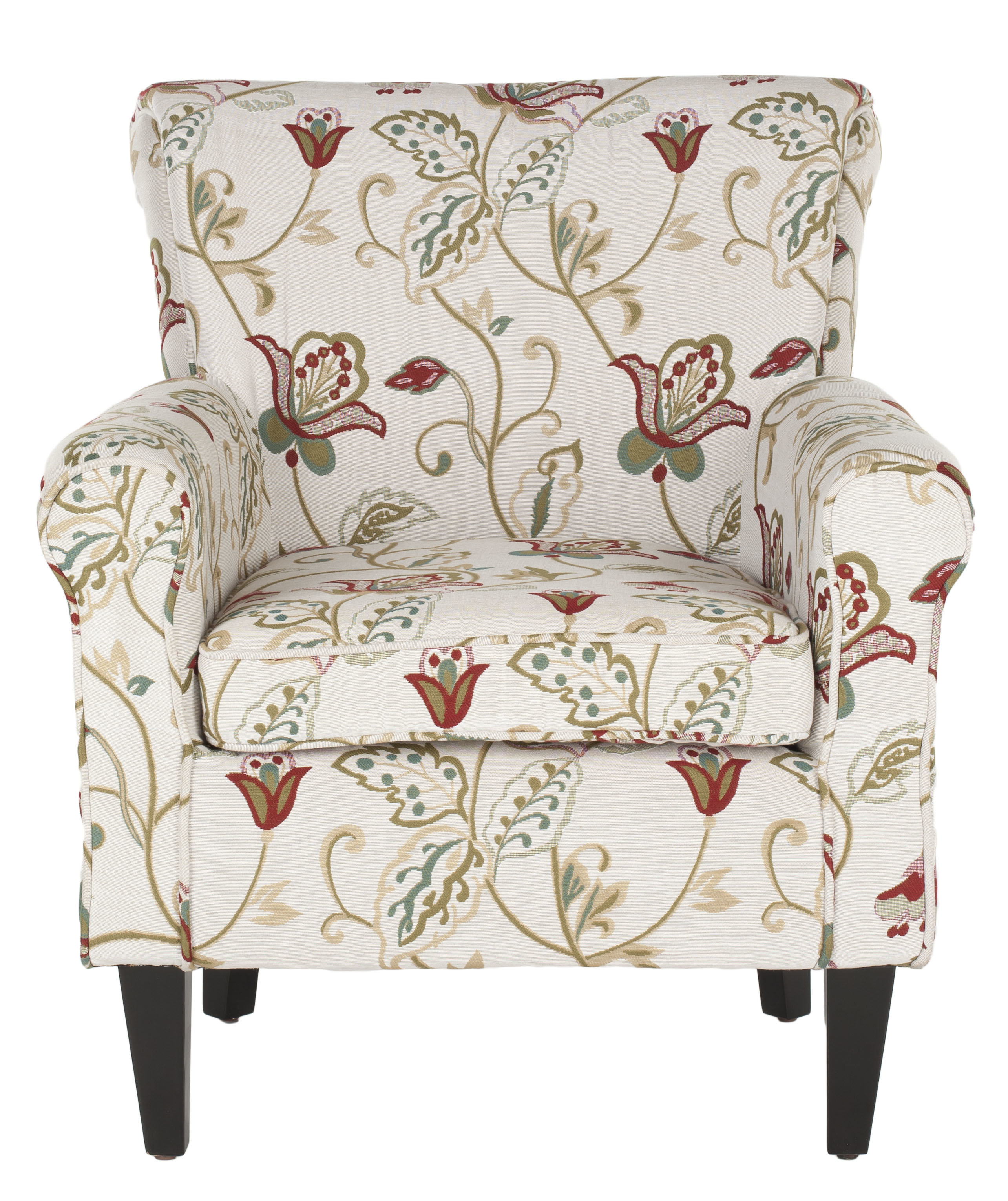 floral accent chairs you love montgomery armchair red save swivel laptop desk leather electric recliner sofa orange dfs freya patchwork bedroom chair small garden table cover