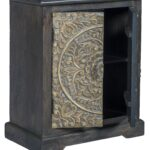 floral carving dark gray accent cabinet cabinets colors table legend homes small decorative side tables condo furniture toronto blue ceramic brown entry modern baroque coffee slim 150x150