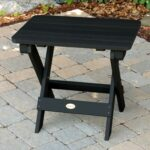 folding adirondack side table highwood bke patio accent outdoor furniture end dimensions stand alone umbrella small wooden with drawers modern cocktail square pedestal piece set 150x150