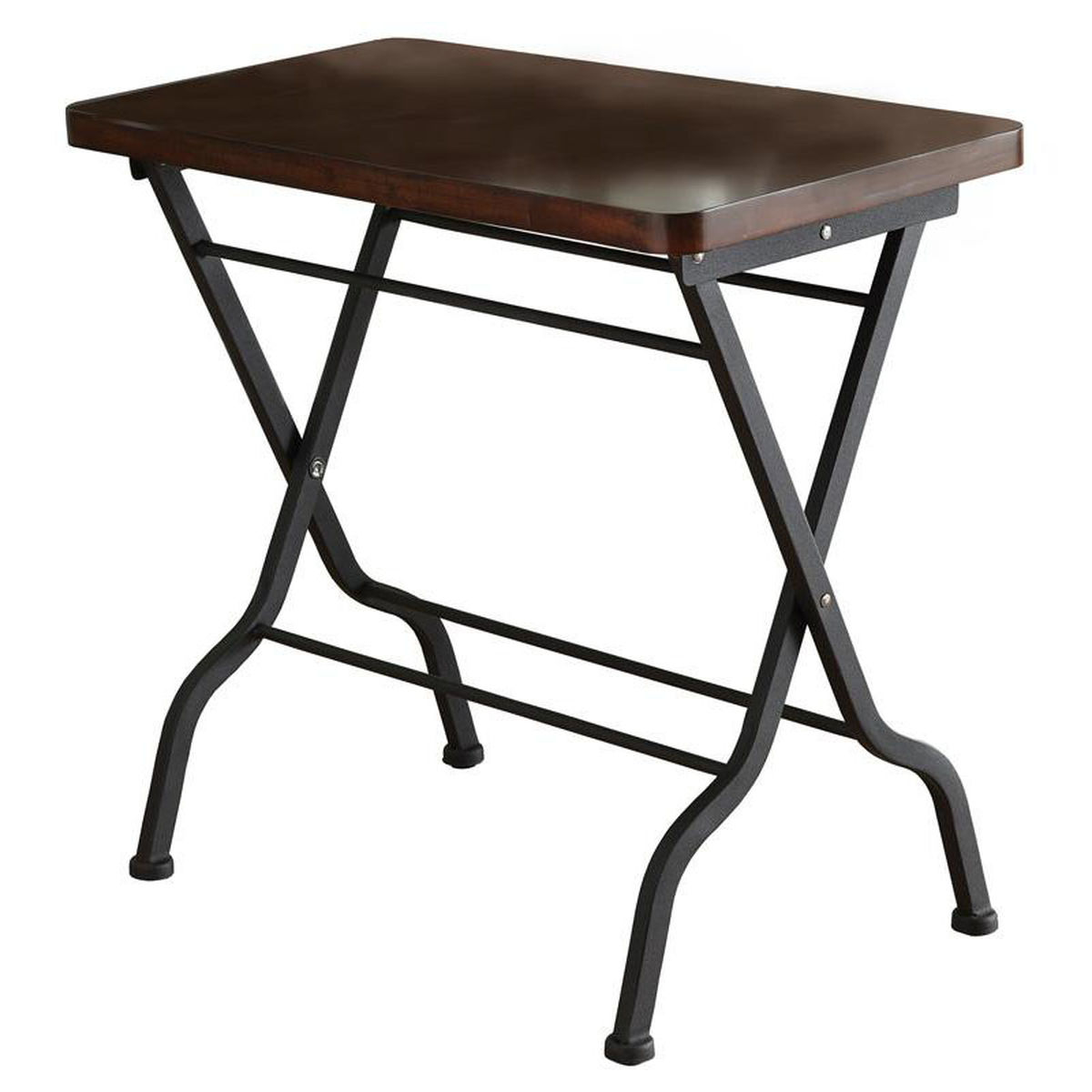 folding cherry accent table bizchair monarch specialties msp main metal our charcoal black coastal inspired lighting two tier end retro small white slim console drop leaf dining