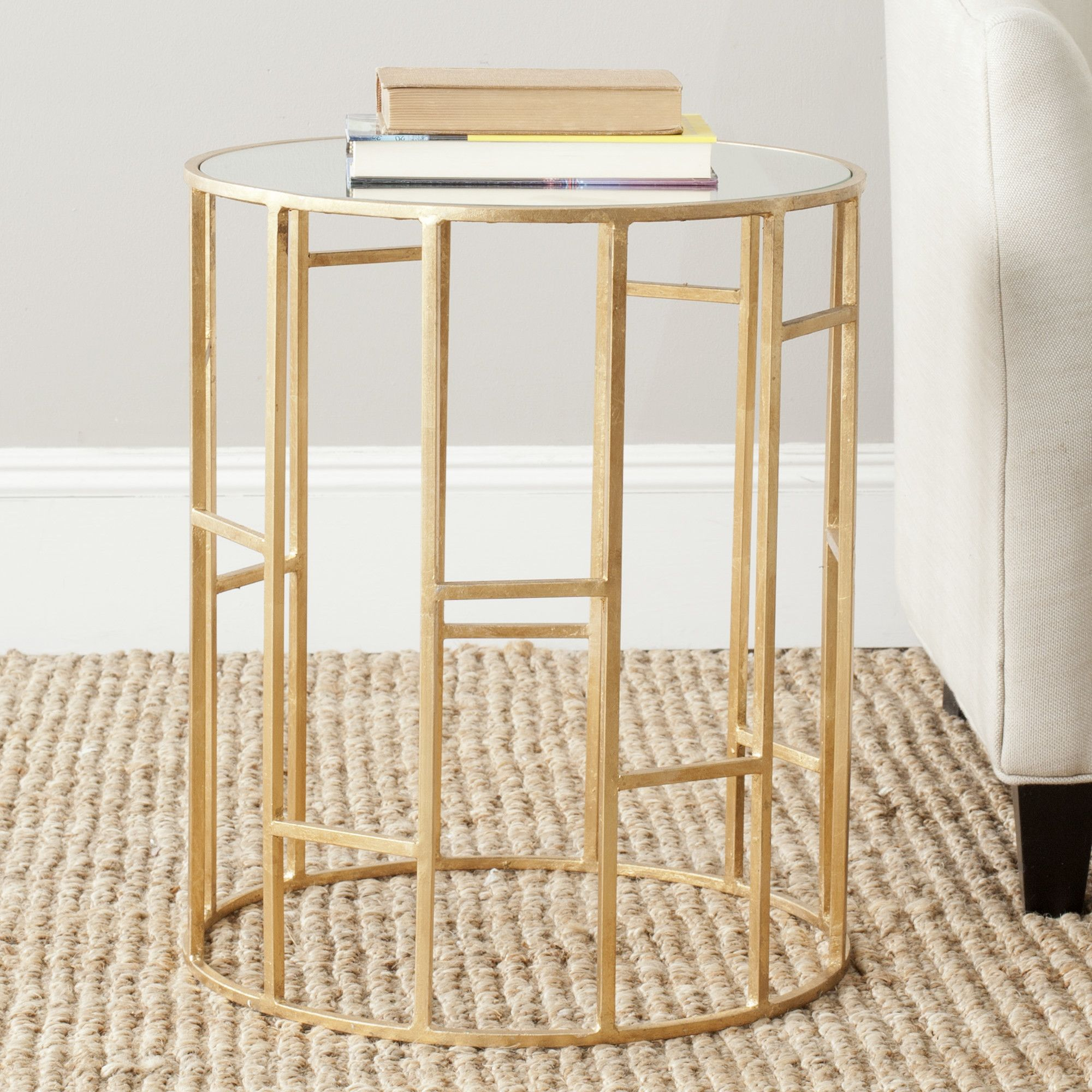 for end tables match every style and budget enjoy hawthorne glass top accent table bronze free shipping round living room high patio with umbrella fall placemats napkins
