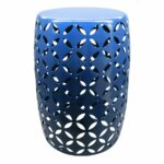 for living room garden treasures navy indoor outdoor blue accent table round steel plant stand antique bench unfinished dining rectangle end with drawer red tray gallerie beds 150x150