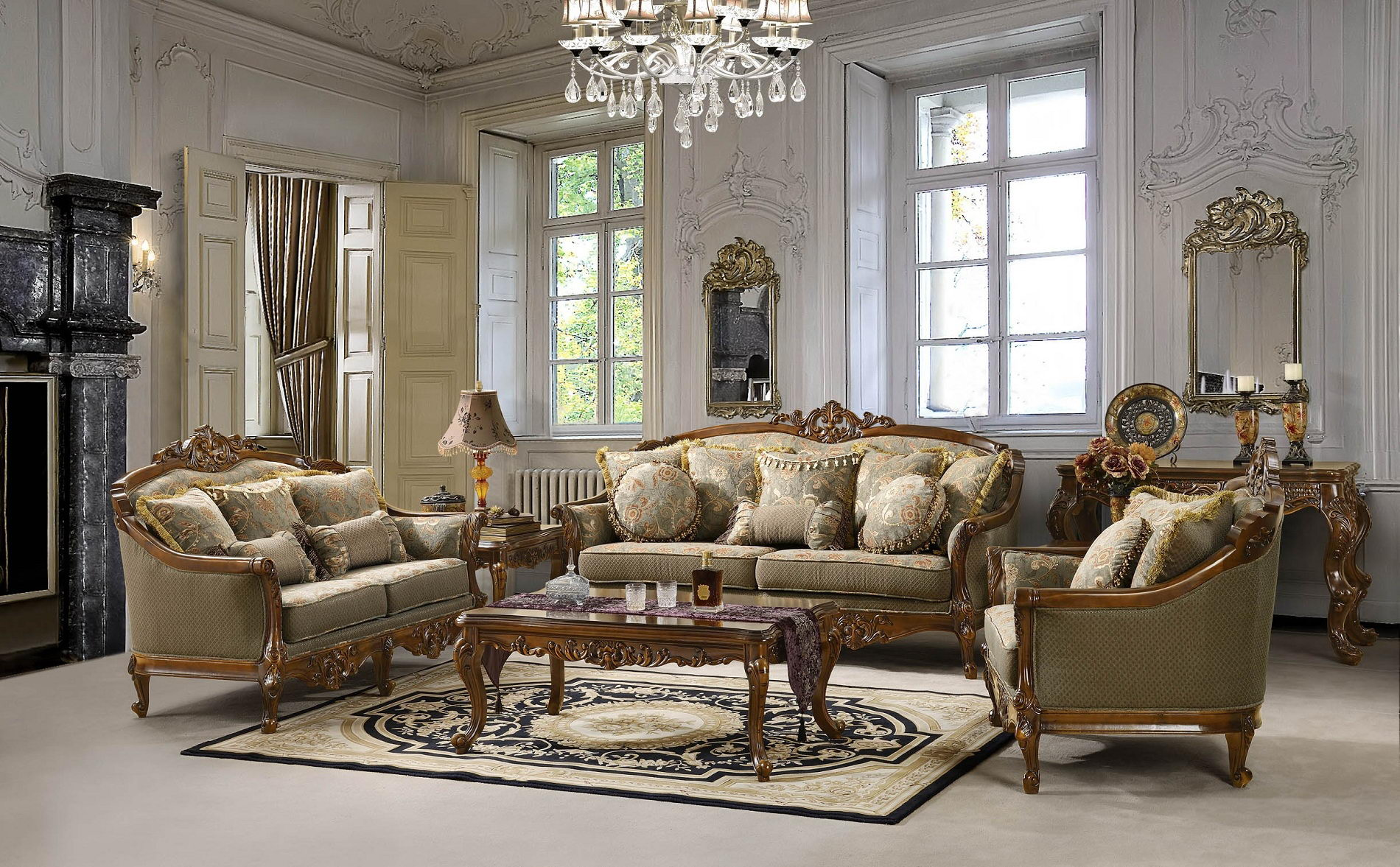 formal chairs living sofa ideas antique victorian curtains plans curt decor setup traditional accent into tables without style modern luxury sets fireplace decorating furniture