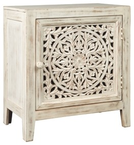 fossil ridge white accent cabinet cabinets table side black wood west elm industrial storage mid century lighting backyard gazebo small round occasional grey bedside lamps house