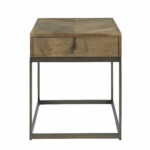 foundry select duryea end table room essentials trestle accent contemporary dining small marble concrete look bistro and chairs inch console funky floor lamps tiny side with one 150x150