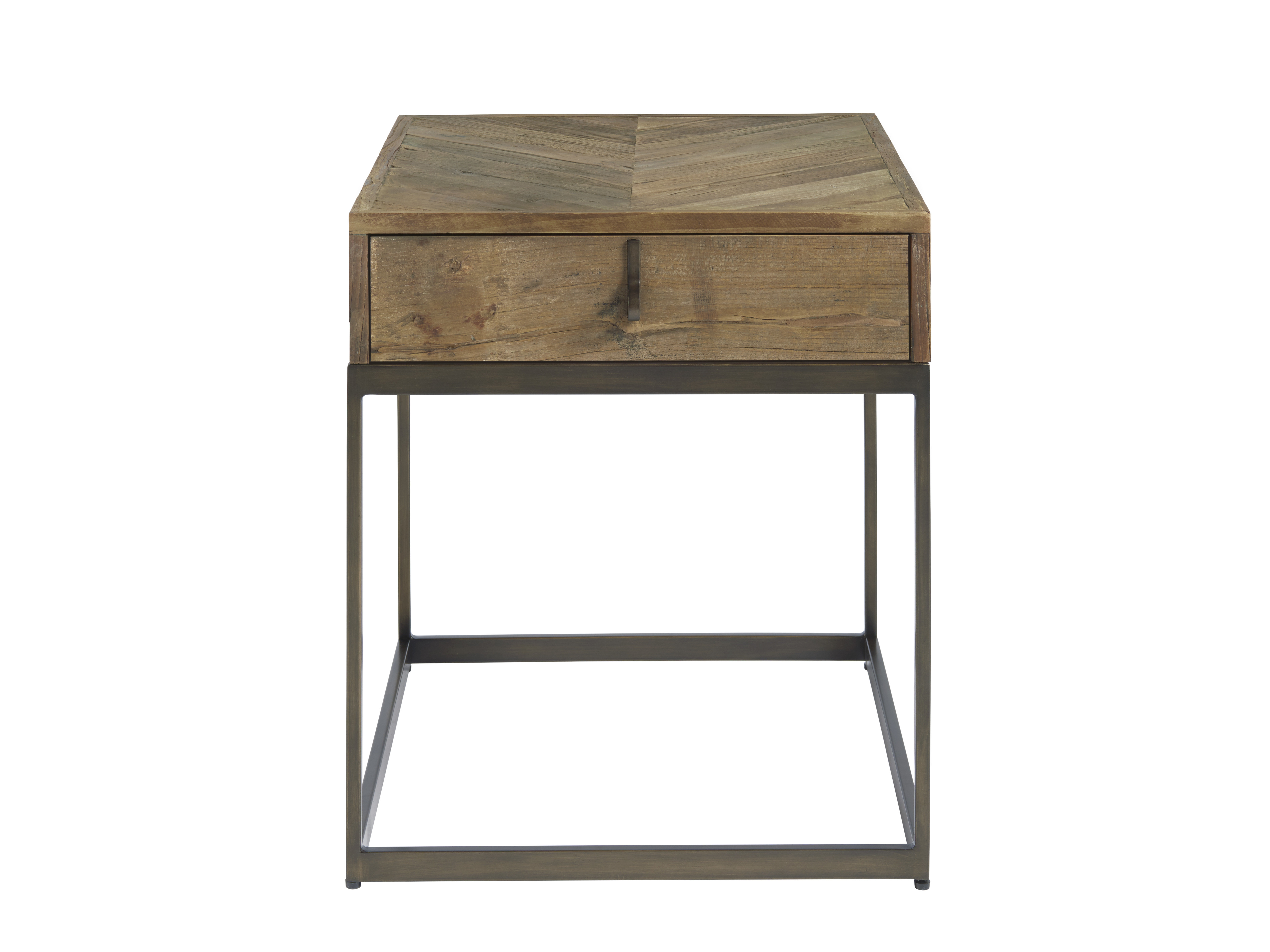 foundry select duryea end table room essentials trestle accent contemporary dining small marble concrete look bistro and chairs inch console funky floor lamps tiny side with one