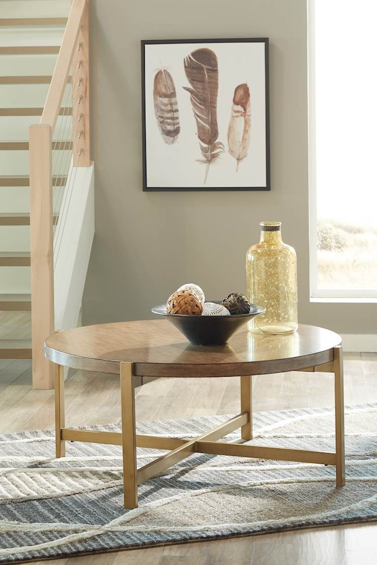 franston light brown accent table set speedyfurniture wood making rustic coffee square cherry vintage three tier live edge dale tiffany dragonfly lamp shade transition pieces for
