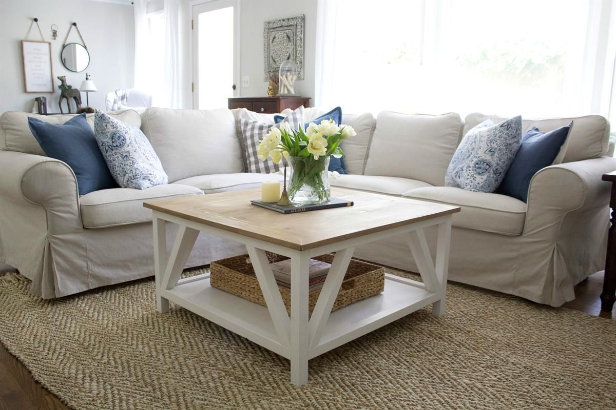 free diy coffee table plans you can build today buildsomething modern farmhouse accent living room pier one bedding adjustable lamp unicorn antique legs mission style furniture