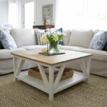 free diy coffee table plans you can build today buildsomething small farmhouse accent modern living room silver wall clock half round tier side mounted console wood trestle dining 150x150