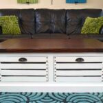 free diy coffee table plans you can build today crate storage front accent living room decoration ideas little white corner and chairs round side with drawer mosaic garden office 150x150