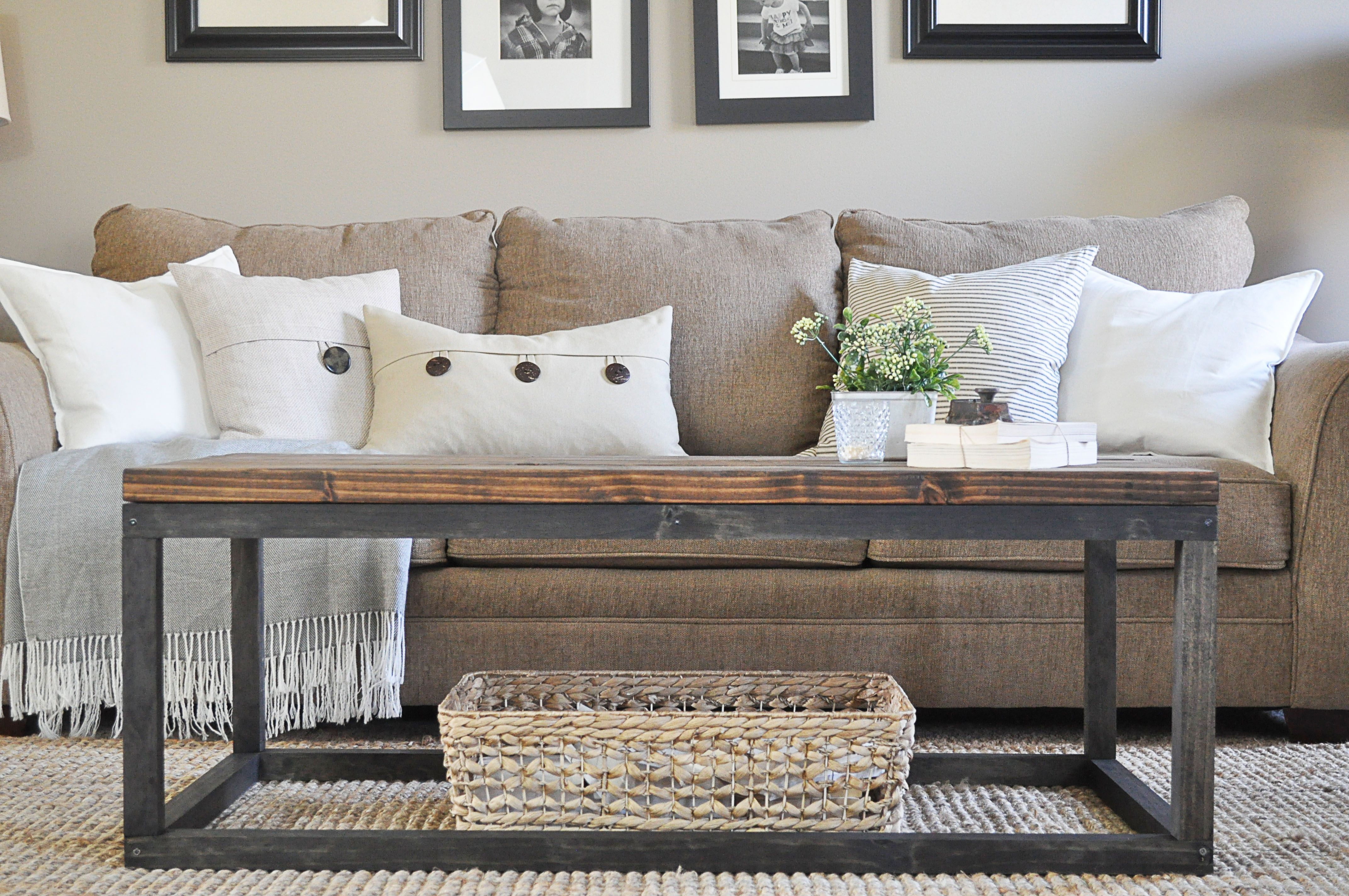 free diy coffee table plans you can build today little glass jar accent wooden and metal living room commercial butler top square tablecloth west elm marble lamp sliding barn