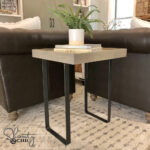 free plans archives shanty chic diy side table accent keter beer cooler commercial black lamp shades tiffany style reclaimed wood small half circle top silver grey tablecloth 150x150
