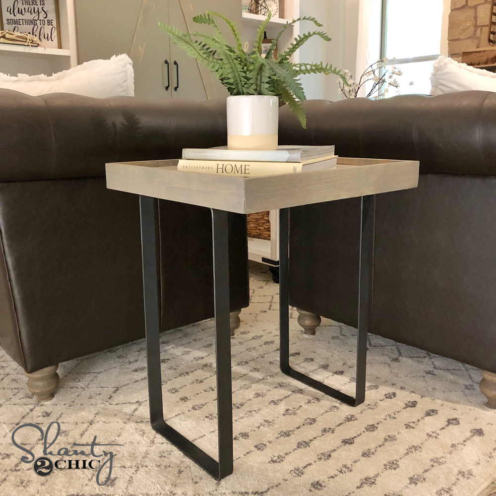 free plans archives shanty chic diy side table accent keter beer cooler commercial black lamp shades tiffany style reclaimed wood small half circle top silver grey tablecloth