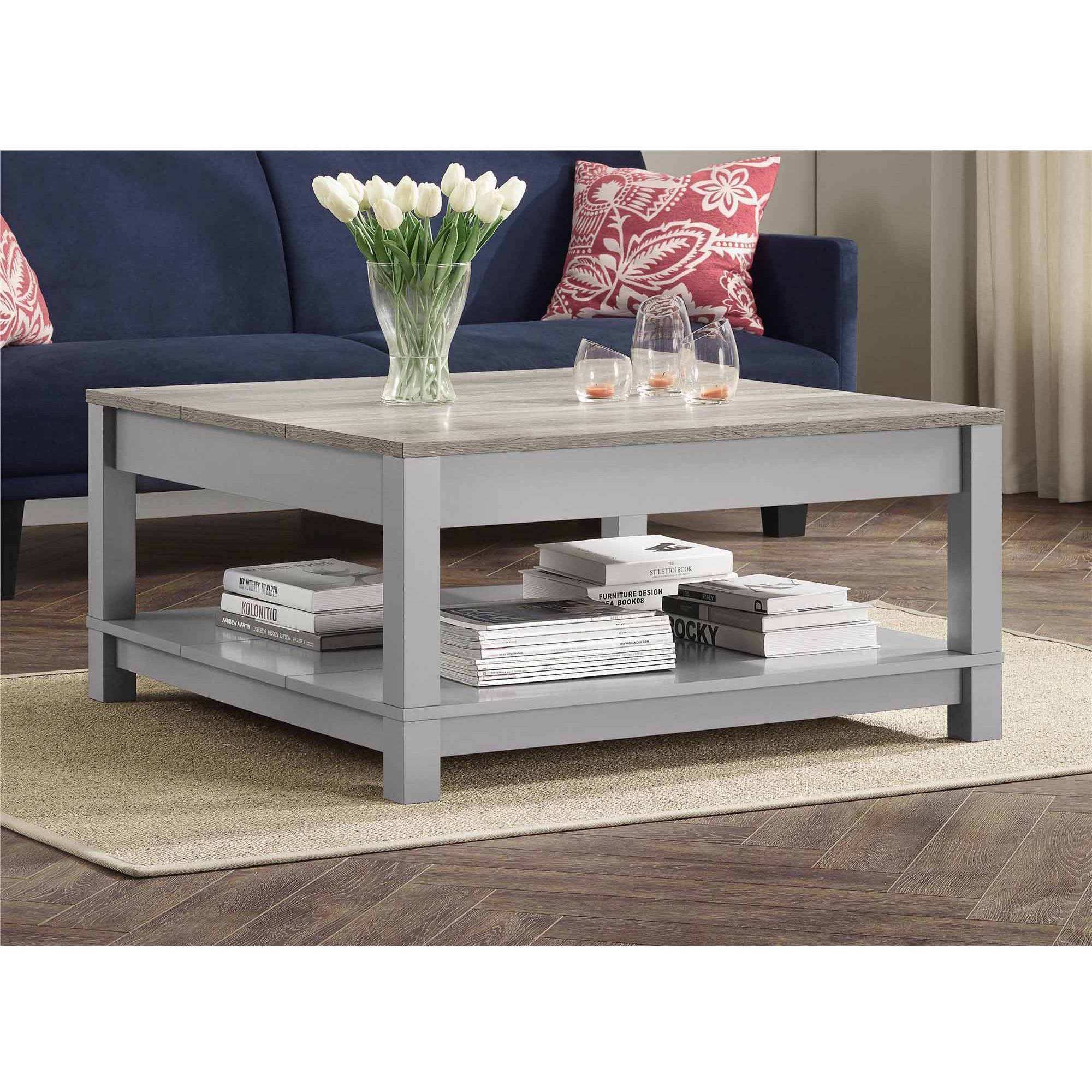 free shipping better homes and gardens langley bay coffee table multiple colors hemnes lift top accent hardwood tile solid pine ikea console nautical themed end tables black white