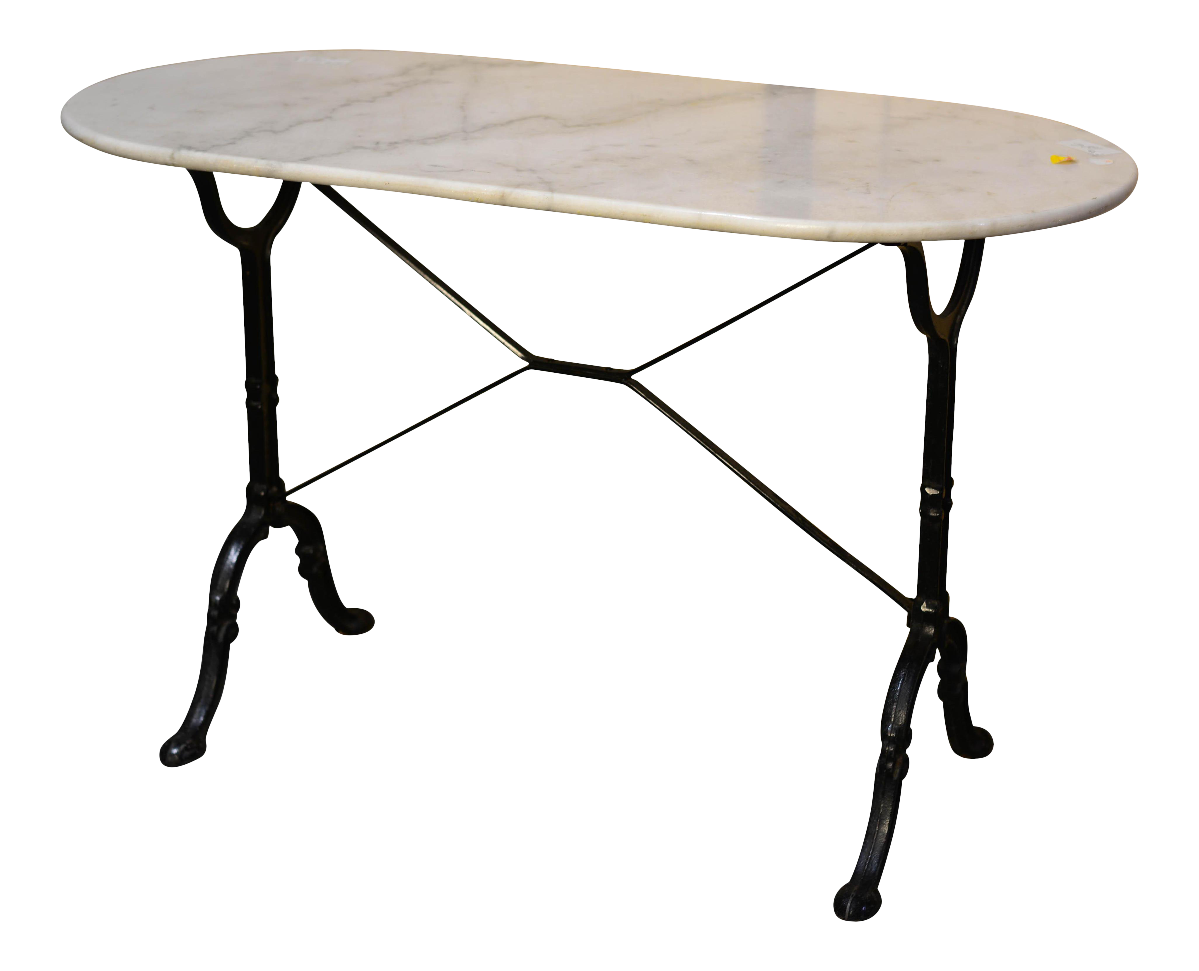 french marble bistro table chairish accent pottery barn farm tables and chairs nightstand set round bedside covers shaped side kids drum stool battery operated led lamps target