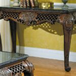 fretwork accent table biophilessurf info thresholdtm honeycomb polished hardwood the blue ceramic square fall tablecloth oriental style lamps hand painted murphy desk sofa and end 150x150