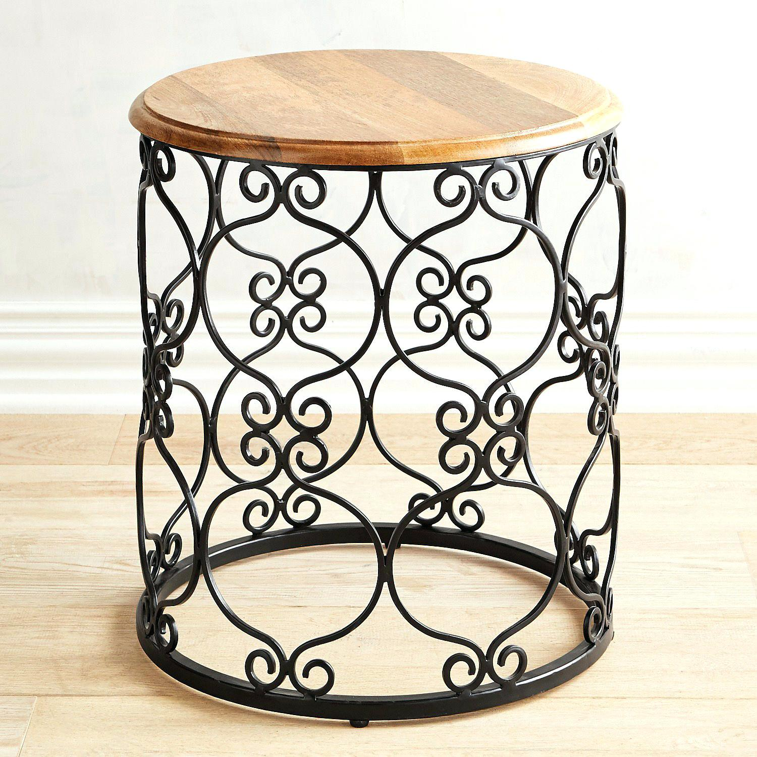 fretwork accent table grey topaz coffee tables target magnificent small round best ideas threshold yellow short furniture legs bedside west elm rabbit lamp patio conversation sets