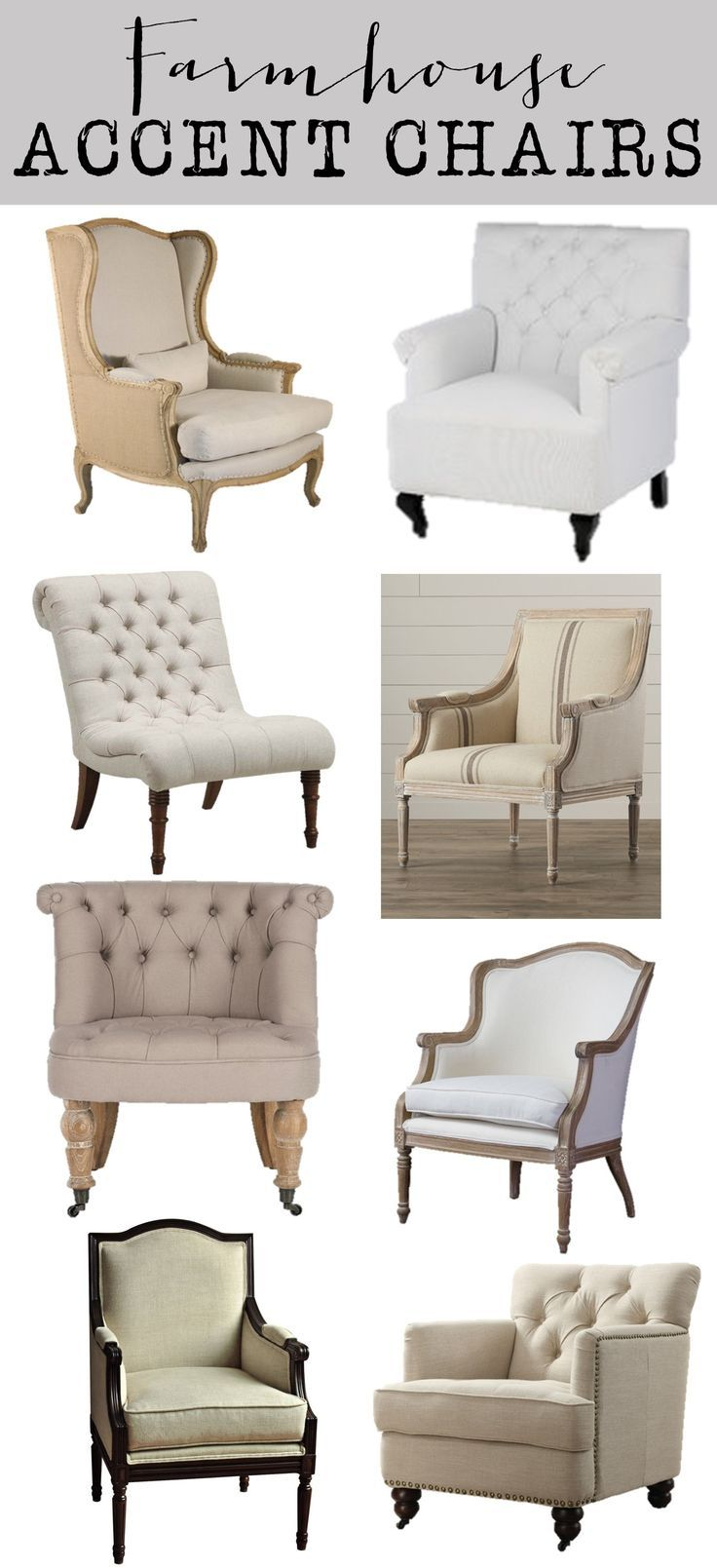 friday favorites farmhouse accent chairs house hargrove modern table neutral linen threshold mango wood ashley outdoor recliner half moon with storage counter height breakfast